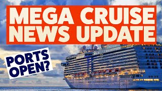 BREAKING NEWS: Mega cruise update