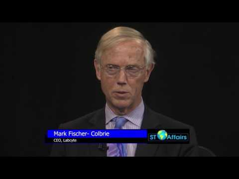 ST World Affairs - Mark Fischer, CEO and Richard Ellson, CTO