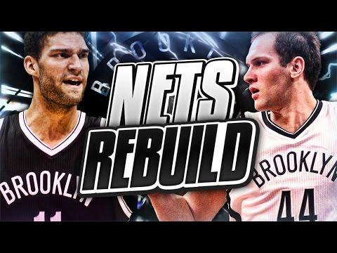 REBUILDING THE BROOKLYN NETS! NBA 2K17 MY LEAGUE