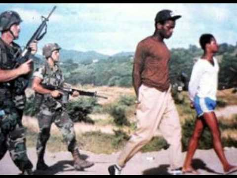 Warfare Through The Ages: The U.S. Led Invasion of Grenada