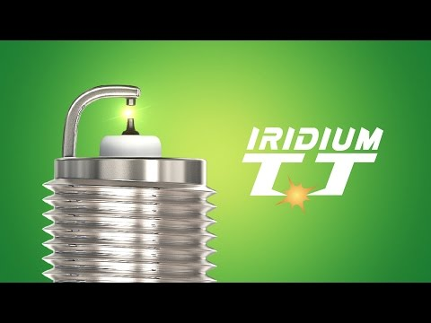 Introducing the New DENSO Iridium TT Spark Plug