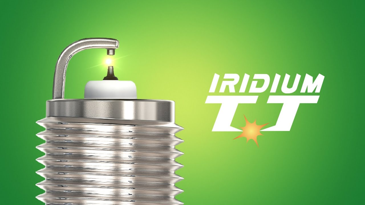 What Is A Spark Plug >> Introducing the New DENSO Iridium TT Spark Plug - YouTube