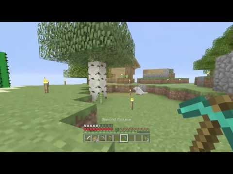 Minecraft XBOX - Cube World - Lets Play! {11}