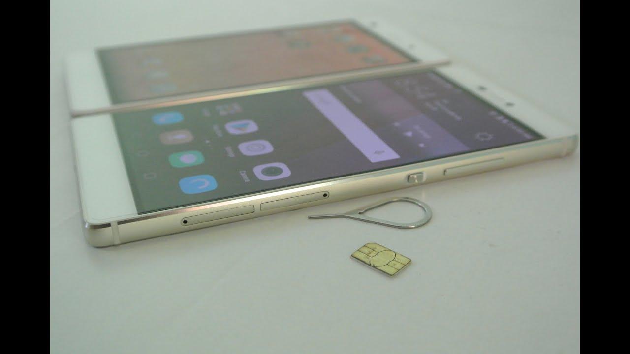 Huawei P Smart 2 Sim Karten.Huawei P8 P8 Lite How To Insert Sim Card Micro Sd Card Hd