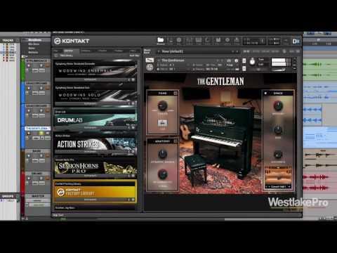 The Gentleman Demo Komplete 11 Select Native Instruments | Westlake Pro