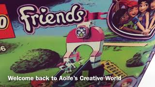 LEGO Friends - Build and Play with Aoife  Aoifes Creative World