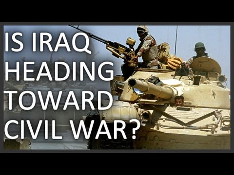 Is Iraq sliding back to a civil war?