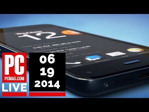 PCMag Live 06/19/14: Amazon Unveils Fire Phone & T-Mobile Launches Uncarrier 5