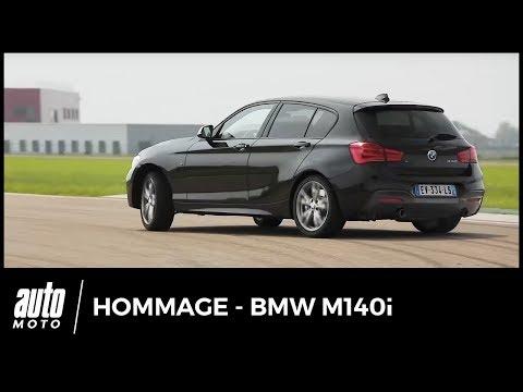 Nos adieux à la BMW M140i - HOMMAGE