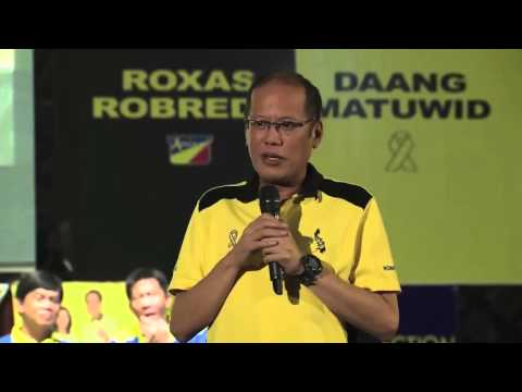 Meeting with Local Leaders and the Community in Cebu (Speech) 4/27/2016