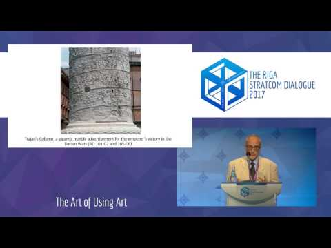 The Art of Using Art | The Riga StratCom Dialogue 2017