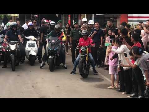 Jokowi Blusukan ke Pasar Becek di Tangerang Mp3