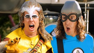 EagleClaw! - Full Episode - The Aquabats! Super Show! with Jon Heder