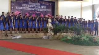 how great thou art nsa choir