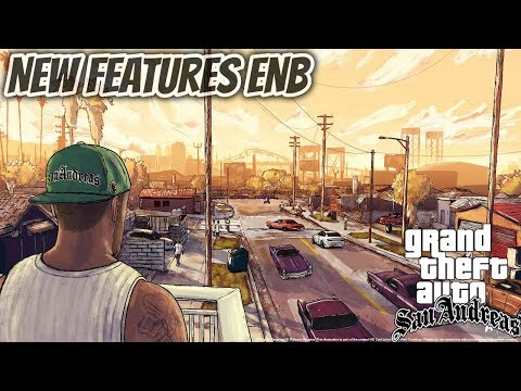 GTA San Andreas Natural Graphics New Features Mod Pack Installation