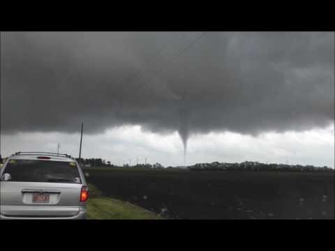 5/20/17 Remington, Indiana Tornado