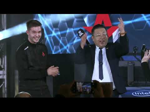 Intel Extreme Masters(IEM) Beijing 2019 Funny Moments