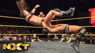 EC3 vs. Adam Cole: WWE NXT, Jan. 9, 2019