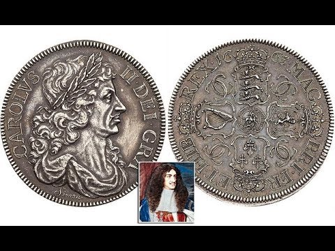Rare coin designed for King Charles II worth £400,000