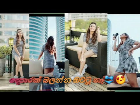 Download Shanudrie hot photography Video😍
