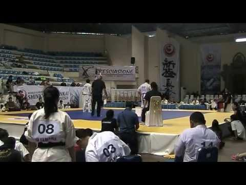 Semi Final   Choe Seong Yeon (Korea) Vs Andre Nakad (Australia) C