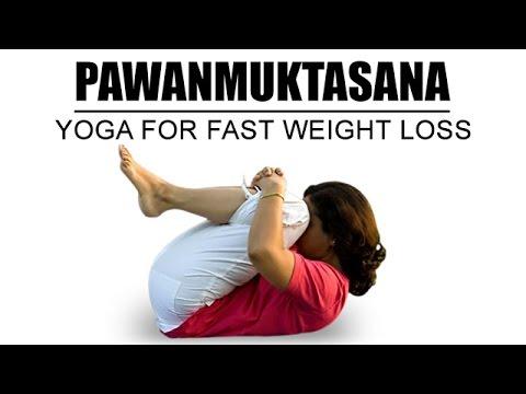how to do pawanmuktasana  easy yoga for fast weight loss