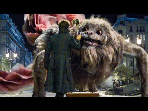 FANTASTIC BEASTS 2 Trailer 1 + 2 (2018) The Crimes of Grindelwald