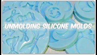 🌸 Unmolding Handmade Silicone Molds 🌸 EP 2 🌸