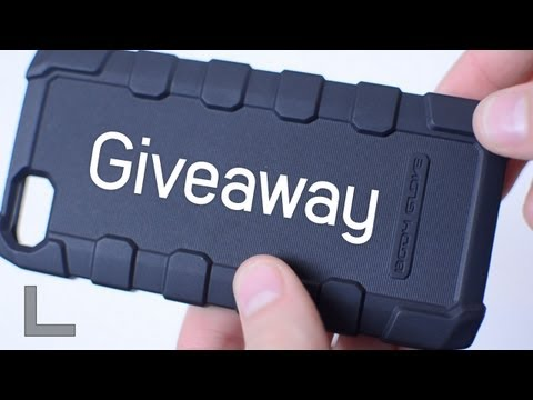 Body Glove Dropsuit for iPhone 5 (Review + GIVEAWAY)