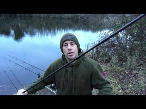 ****TackleBox TV - Keith Desmond Vlog ***** Carp Essentials