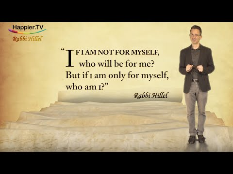 Selfish Or Selfless?