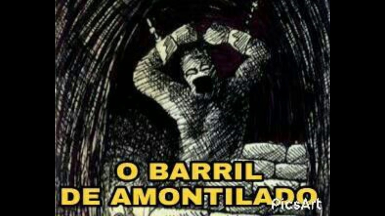 BARRIL BAIXAR O POE DE AMONTILLADO EDGAR ALLAN