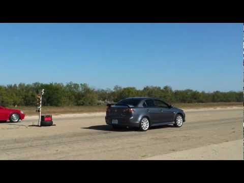 Mitsubishi Lancer GTS vs Honda Civic Si V-tec