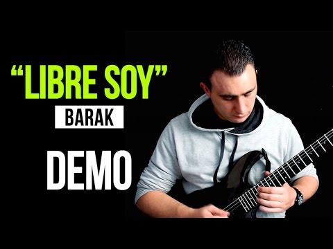 "Aprende a tocar en guitarra ""Libre soy"" de Barak y Alex Campos:"