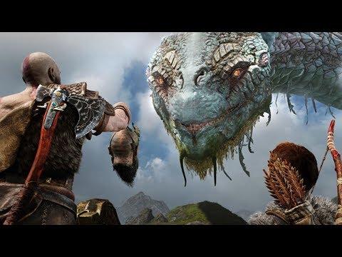 God Of War - FULL Game Playthrough/Walkthrough (2018)