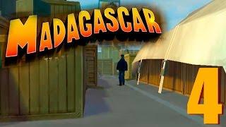 полное Прохождение игры Мадагаскар 1 (уровень 1)