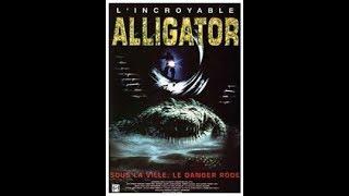 Аллигатор (1980) Ужасы, Фантастика