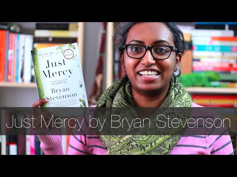 Just Mercy by Bryan Stevenson   Book Review