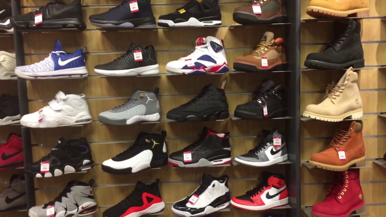 stores that sell authentic jordans