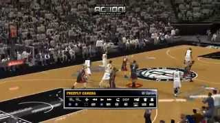 Nba 2K14 Alley Oop - My Player