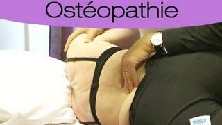 Soulager les lombaires en Ostéopathie