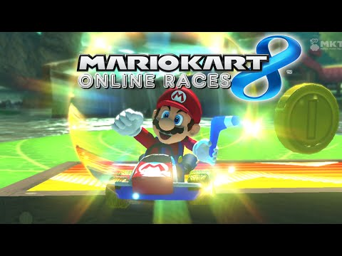 Mario Kart 8 Online Journeys: Set 102 (21,000 VR!)
