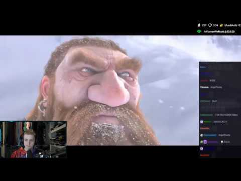 Sodapoppin Reaction to  World of Warcraft Classic Vanilla Legacy Announcement And Cinematic Trailer