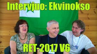 Intervjuo: Ekvinokso_RET-2017_V6