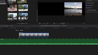 In Final Cut X beatgenau schneiden mit BeatMark X