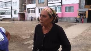 Нови пейки за ромите от Столипиново, 04.07.2014, Пловдив