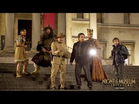 Night At the Museum 3: Secret of the Tomb  Cast Featurette