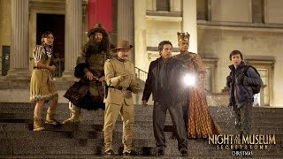 Night At the Museum 3: Secret of the Tomb | Cast Featurette