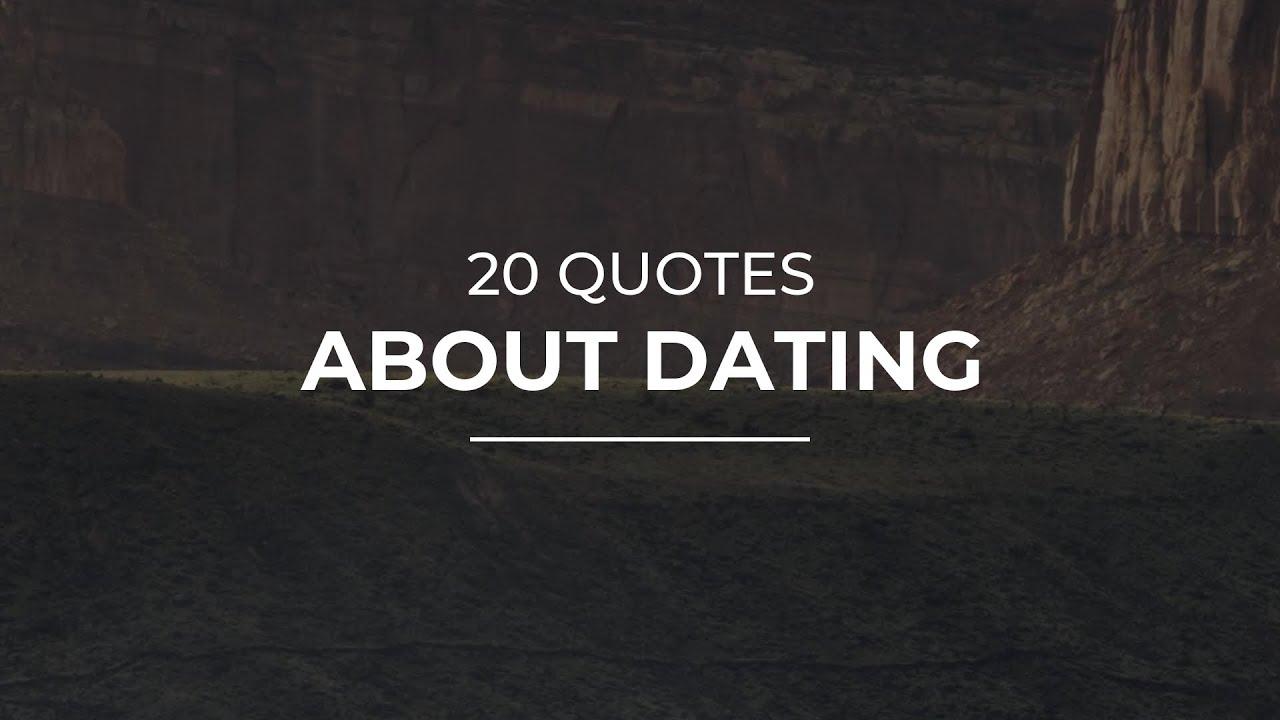Lesbisk dating citat