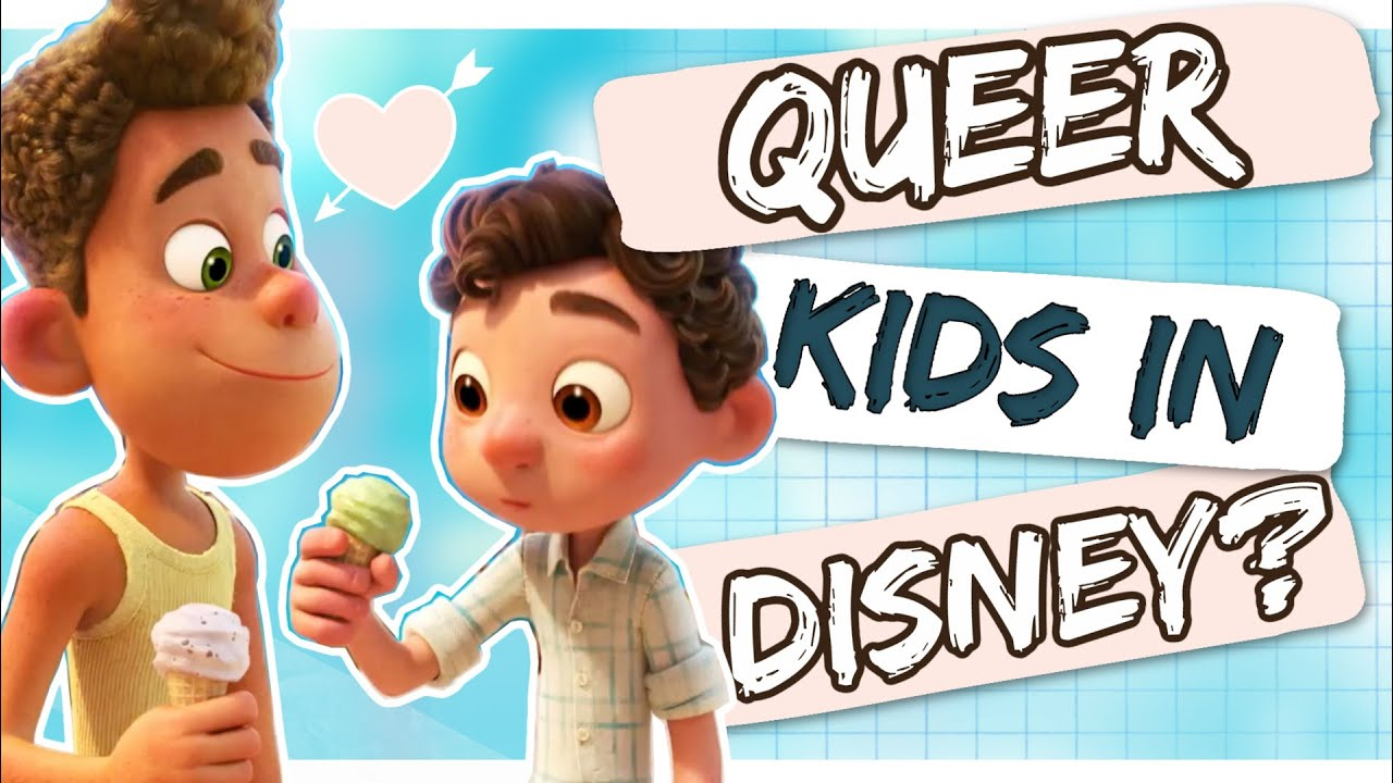 How Gay Is Pixar's Luca?